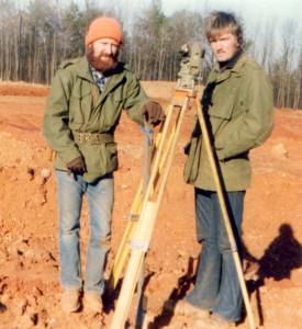 Danny Moore and Phillip Jones